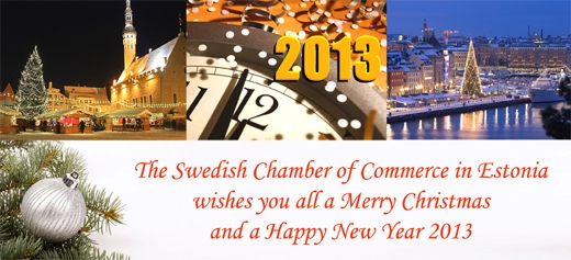 image: Merry Christmas and a Happy New Year 2013