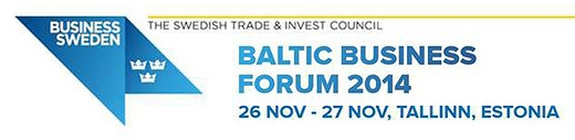 image: BALTIC BUSINESS FORUM 2014