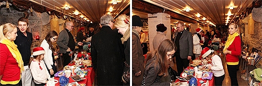 image: Support the Christmas Bazaar at the Swedish St. Michael's Church