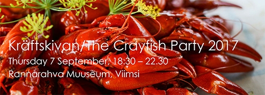 image: Kräftskivan/The Crayfish Party 2017