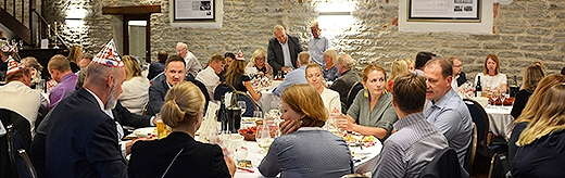 image: The Autumn Business Season Kick-Off: SCCE's Crayfish Party 2019