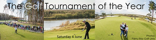 image: The Swedish Chambers' of Commerce Golf Tournament 2016
