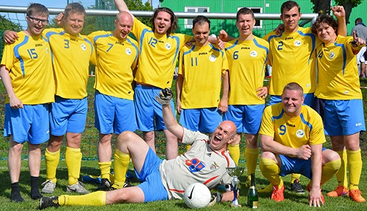 image: The International Chambers' Football Tournament powered by Danske Bank
