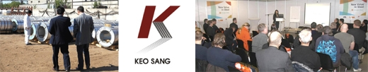 image: SCCE welcomes Keo Sang as a new member