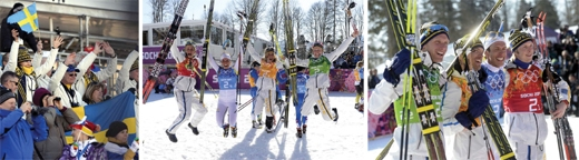 image: What a Weekend! Daily Olympic Gold Medals to Sweden!!