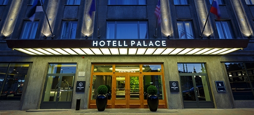 Hotell Palace – Estonia's Leading Hotel!
