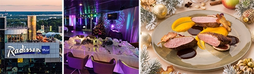 image: Christmas Parties at Radisson Blu Sky Hotel