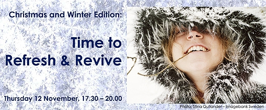 image: Christmas and Winter Edition:  Time to Refresh & Revive!