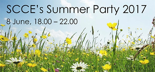 image: Very welcome to SCCE's Summer Party 2017!