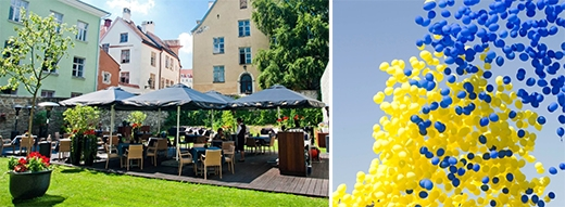 image: Very Welcome to SCCE's Summer Party on Sweden's National Day