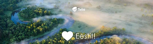 image: Estonia 100 app from Telia