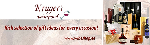 image: 15% discount for SCCE's members at Kruger'i Veinipood