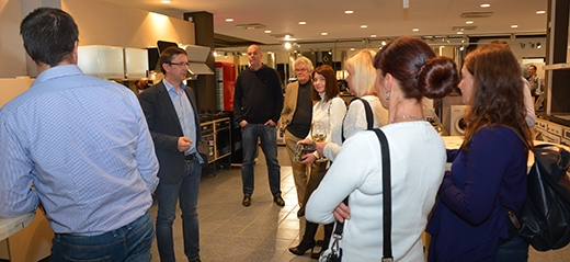 image: SCCE visited the E-Lux Showroom in Tallinn