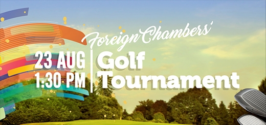 image: Foreign Chambers' Golf Tournament