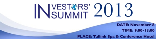 image: Investors Summit 2013