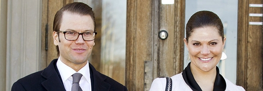 image: Crown Princess Victoria and Prince Daniel will visit Estonia