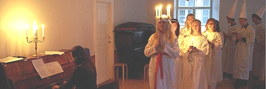image: Book your company's own Lucia Celebration