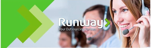 image: Runway BPO is looking for a Customer Service Specialist with good Swedish language skills