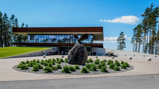 image: Restaurant EAGLE at Pärnu Bay Golf Links invites to discover