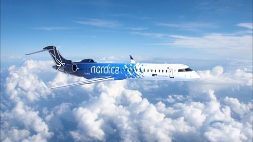 image: Nordic Aviation Group informs