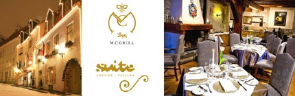 image: Welcome to discover Schlössle's new M.C Grill Restaurant and the Suite Lounge