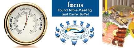 image: The 2012 Business Barometer and Easter Buffet