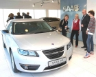 image: SCCE took a closer look at the new SAAB 9-5