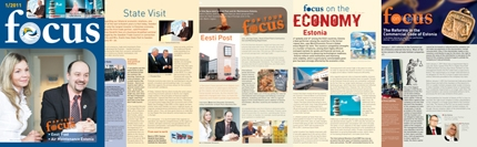 image: focus nr 1/2011 is now on its way to your postbox