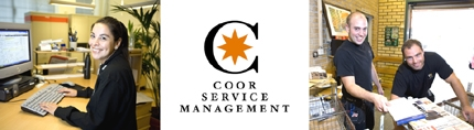 image: SCCE welcomes Coor Service Management as a new member